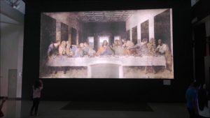 Leonardo Da Vinci Opera Omnia Kuala Lumpur Last Supper The Masterpiece
