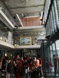 Architecture Tour Green Building visit Platinum winner in Kuala Lumpur