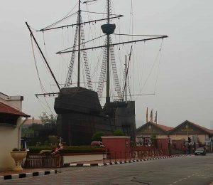 Flora De La Mar Portuguese Ship